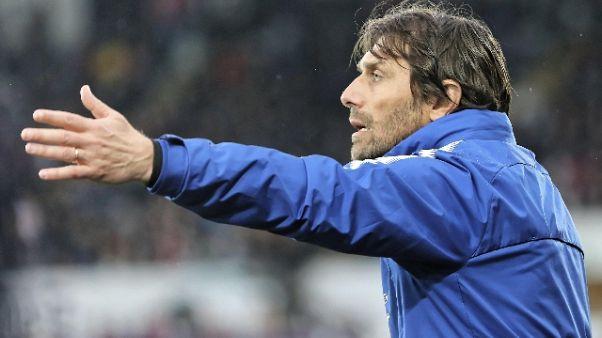 Conte, Mancini uomo giusto per Nazionale