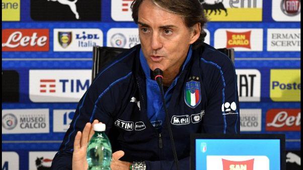 "Mancini""campionato lungo,Juve più forte"""