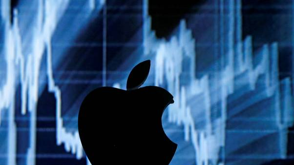 Apple shares drop on iPhone suppliers' warnings