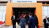 الشركات الإيرانية تهيمن على معرض بغداد بينما تتودد السعودية لقادة العراق