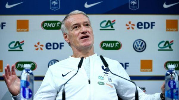 "Deschamps: ""Continuer à assumer notre statut de champions du monde"""