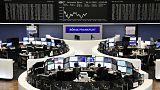 قطاعا التكنولوجيا والتبغ يقودان أسهم أوروبا للهبوط