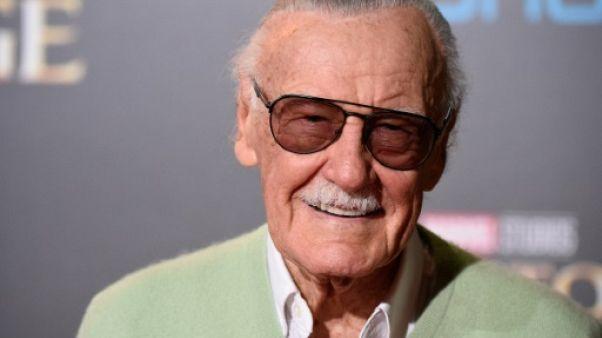 Décès de la légende de la bande dessinée américaine Stan Lee