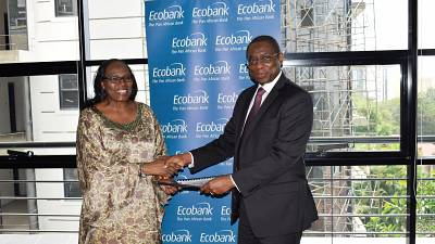 Ecobank partners with the International Federation of Red Cross and Red Crescent Societies (IFRC) to strengthen local communities in Africa