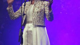 ماجدة الرومي تختتم مهرجان ومؤتمر الموسيقى العربية بالقاهرة