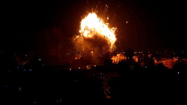 مصادر: مصر أبلغت السلطات الإسرائيلية بضرورة وقف التصعيد في قطاع غزة