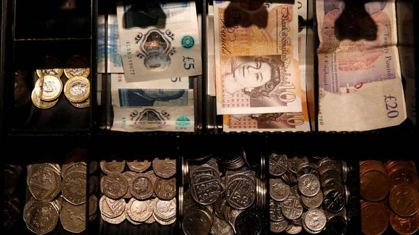 Third of small UK firms see post-Brexit sterling slump - survey