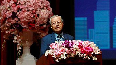 Goldman Sachs 'cheated' Malaysia over 1MDB - PM Mahathir