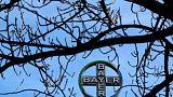Bayer earnings slip on weak animal health, forex effects