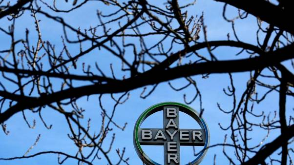 Bayer earnings slip on weak animal health, forex effects