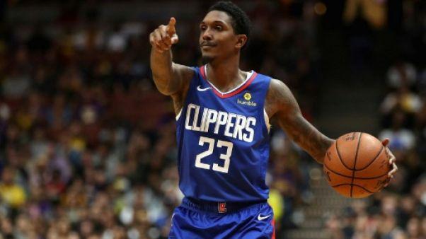 NBA: les Clippers et Williams font chuter les Warriors
