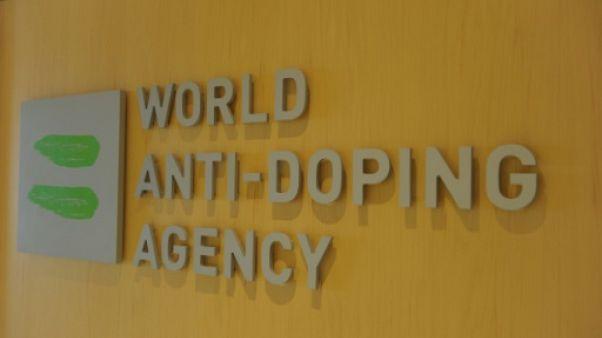 L'Agence mondiale antidopage (AMA), à Montréal, le 20 septembre 2016