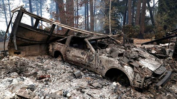 Death toll hits 48 in California's worst wildfire disaster