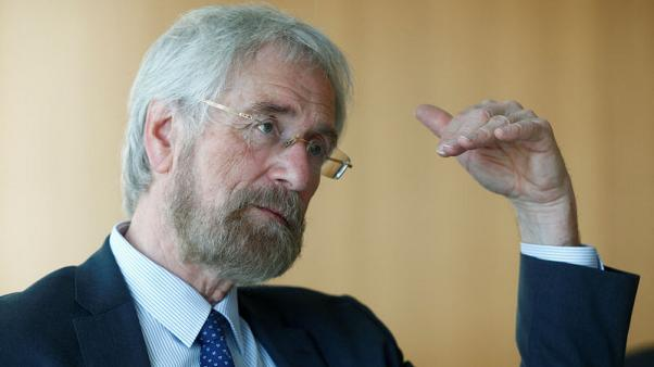 Euro zone weighs action to stem market contagion from Italy: ECB's Praet