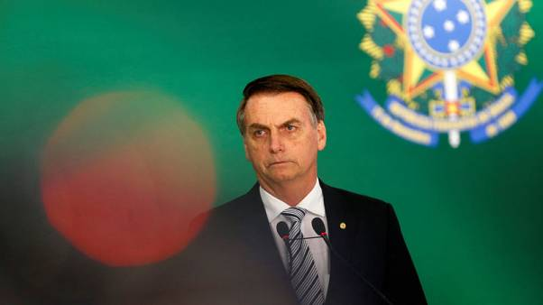 Brazil's Bolsonaro chooses general as defence minister