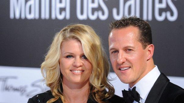"Moglie Schumacher ""è un combattente"""