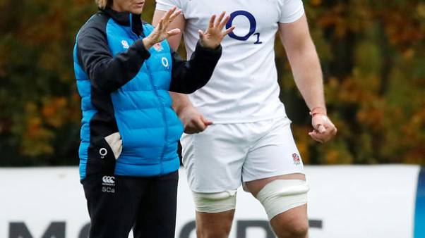 England's Kruis ruled out of Japan and Australia tests with injury