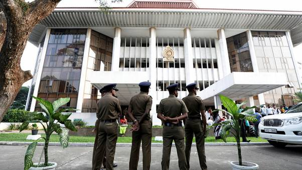 Sri Lanka top court stays president's order to sack parliament
