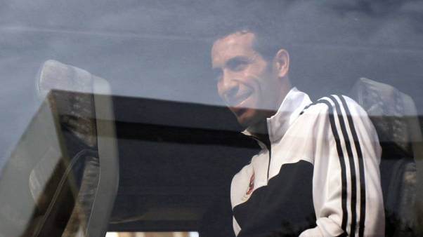 Former Egypt forward Aboutrika handed jail sentence for tax evasion - report