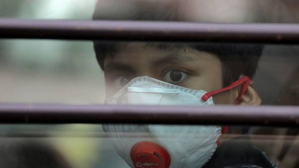 Every breath you take: Indian capital's smog leaves children gasping for air