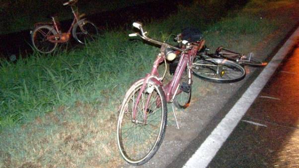 Uccide clochard a colpi bici,ero ubriaco