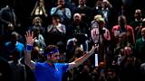 Federer rebounds to keep ATP Finals hopes alive