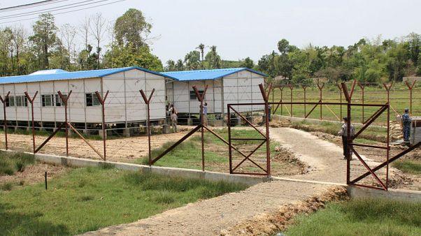 حصري-وثيقة: الأمم المتحدة لن تساعد ميانمار في بناء مخيمات طويلة الأمد للروهينجا