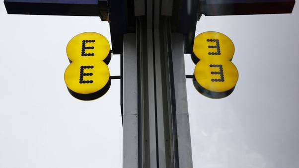 BT Group's EE to launch 5G services in 16 British cities next year
