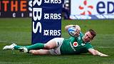 Kearney, Ringrose fit as Ireland rev up for All Blacks clash