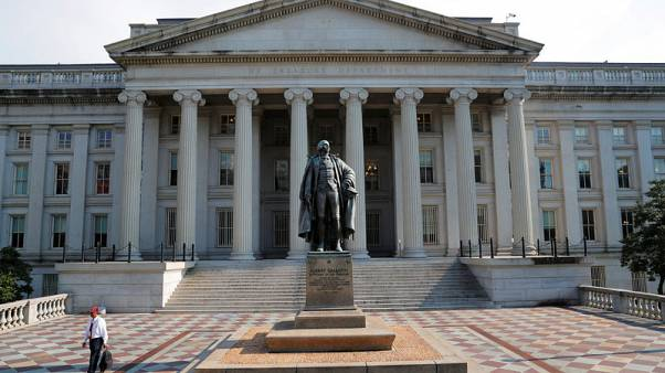 U.S. government posts $100 billion deficit in October