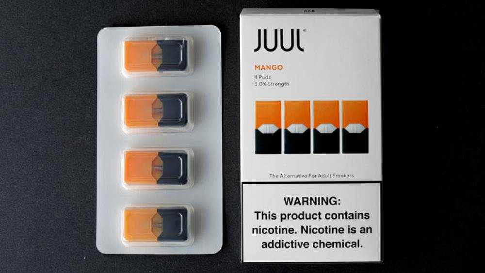 Juul Labs to pull sweet e-cigarette flavours to curb youth