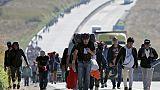 La caravane de migrants progresse dans l'ouest du Mexique après un mois sur la route