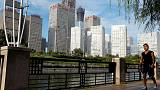 China's October property investment growth hits 10-month low as economy slows