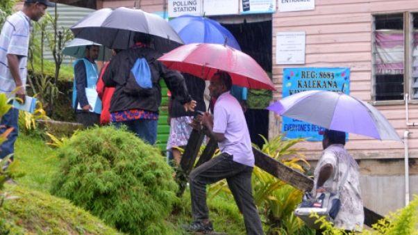 Fidji: élections dans un archipel coutumier des putschs