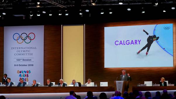 Olympics: Calgary 2026 Winter Games bid likely dead after 'no' vote