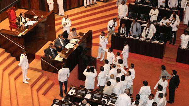 Sri Lanka turmoil deepens as new PM loses confidence vote