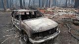 الحرس الوطني سينضم للبحث عن ضحايا أسوأ حريق غابات في كاليفورنيا