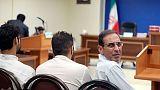 Iran executes two men accused of economic crimes