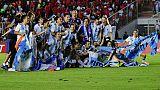 Mondial-2019 dames: l'Argentine qualifiée