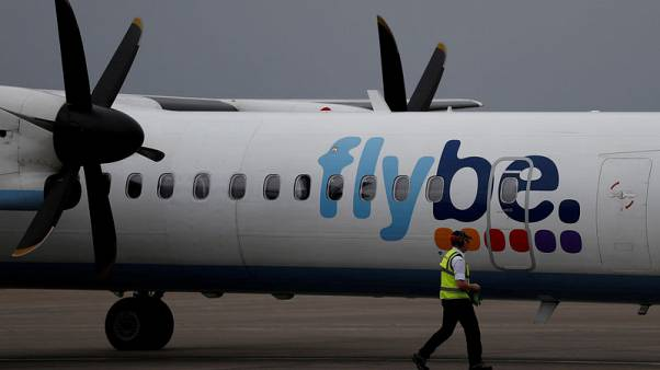 Struggling British airline Flybe exploring sale
