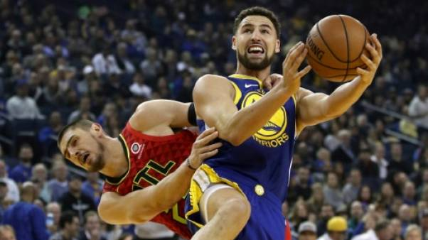 NBA: les Warriors se reprennent, Harden en finisseur