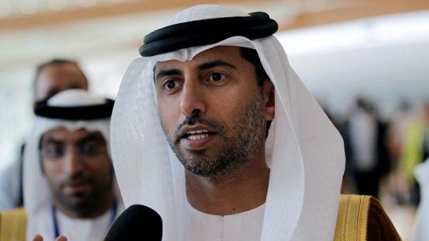 وزير طاقة الإمارات: لن نسمح بتنامي مخزونات النفط، ويتوقع إجماعا على قرار