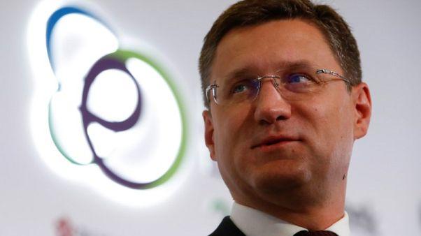 نوفاك: لا مبرر لإجراء استثنائي لوقف تراجع سعر النفط