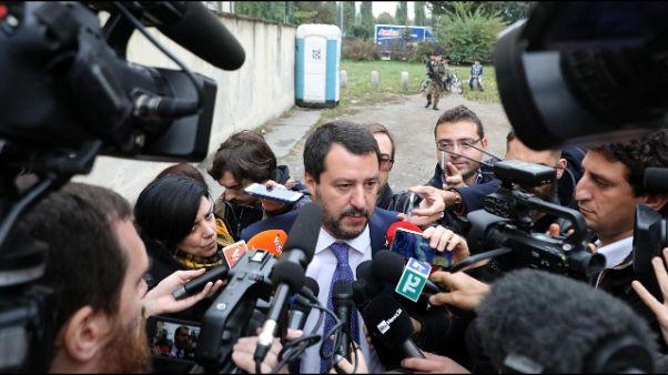 Giochi 26, Salvini 'governo farà sforzo'