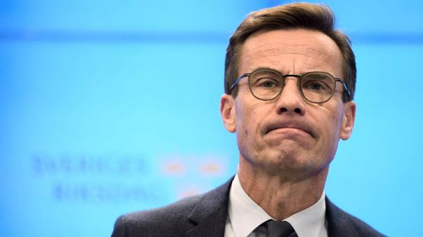 Swedish parliament rejects centre-right Moderates leader as PM