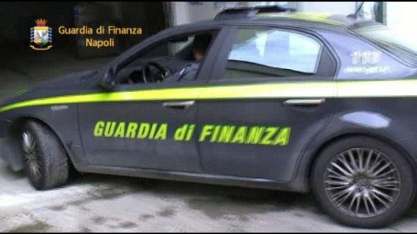 Truffa contributi a tv, 4 arresti