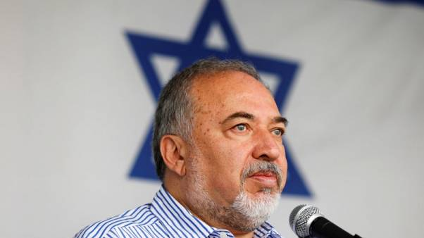 Israeli defence minister to make statement, may quit over Gaza