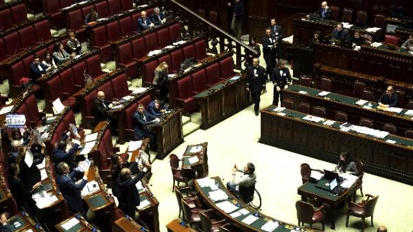 Dl Genova: parlamentari FI autosospesi