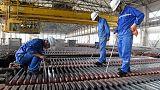 الإنتاج الصناعي والاستثمار يفوقان التوقعات في الصين