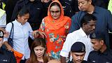 Malaysia's former first lady to face more charges - anti-graft agency
